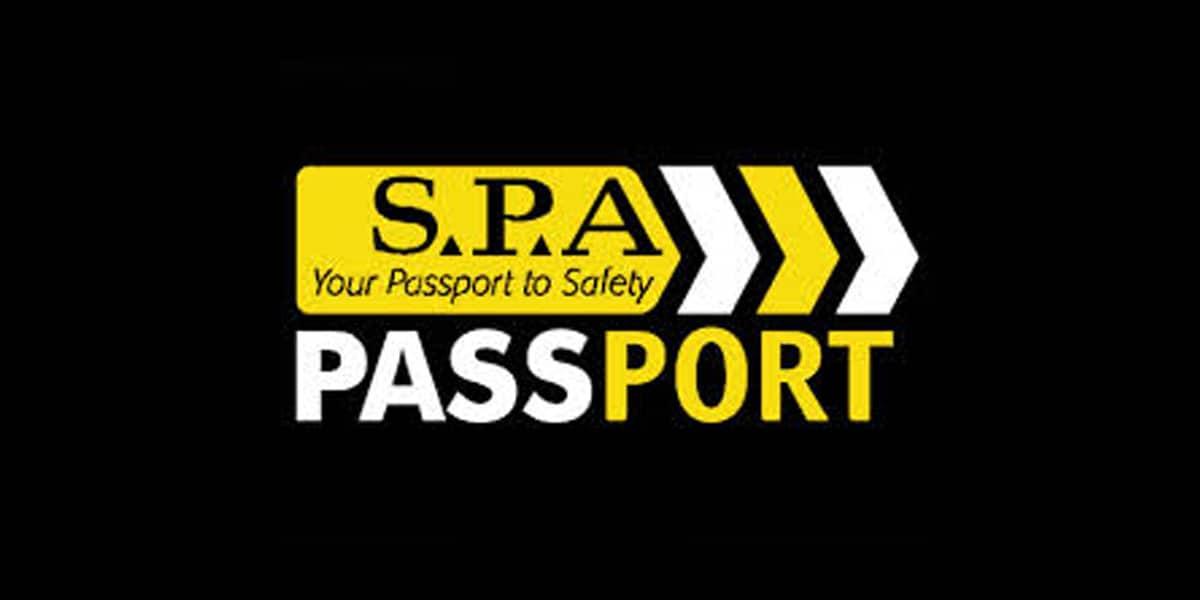 S P A Passport