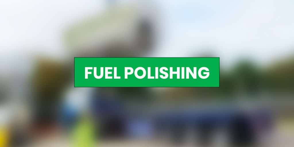 Fuel Polishing Service Added