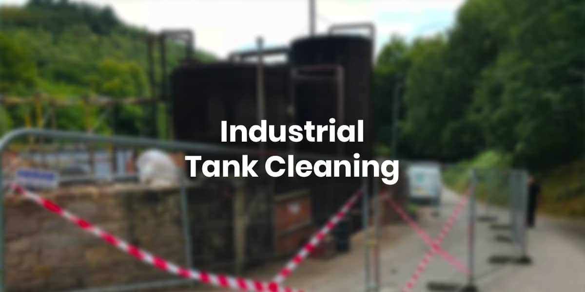 Industrial Tank Cleaning